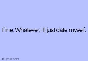 date myself