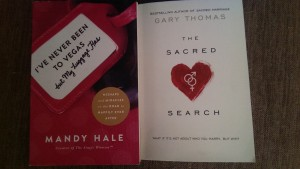 I'd say both of these books have been critical to my new attitude.