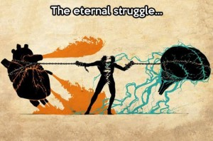 eternal struggle