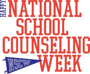 natinal school counseling week